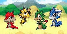 [Reup Game Java] Own Pet Dragon Việt Hóa